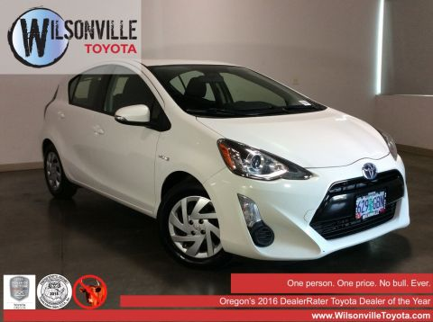 Used 2015 Toyota Prius c Two 5D Hatchback