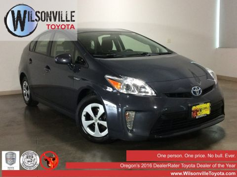 Certified Used 2015 Toyota Prius STD 5D Hatchback