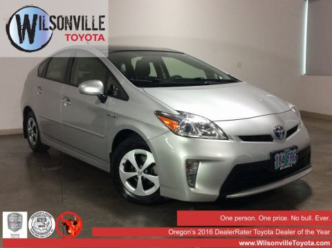 Used 2012 Toyota Prius Three 5D Hatchback