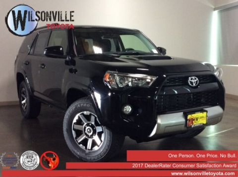 New 2019 Toyota 4Runner TRD Off Road w/accessories (see description)