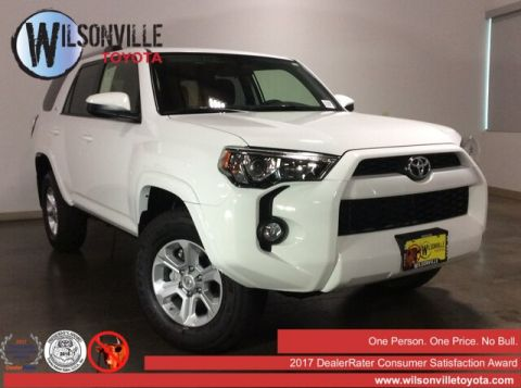 New 2019 Toyota 4Runner SR5 w/accessories (see description)