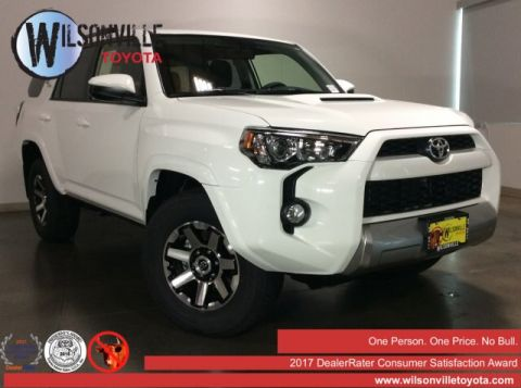 New 2019 Toyota 4Runner TRD Off Road w/accessories(see description)