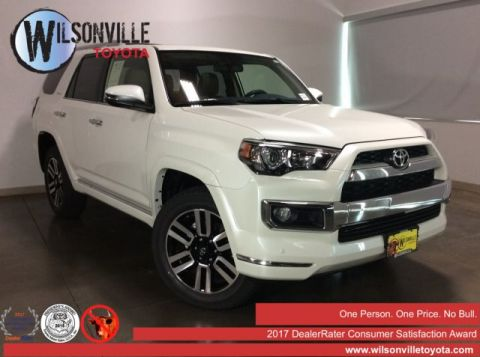 New 2019 Toyota 4Runner Limited w/accessories (see description)