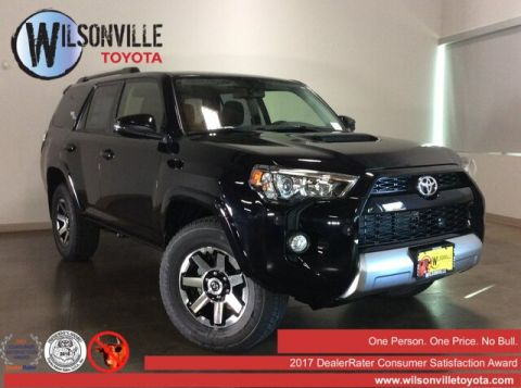 New 2019 Toyota 4Runner TRD Off Road Premium w/accessories