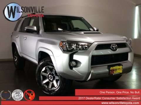 New 2019 Toyota 4Runner TRD Off Road Premium w/ Accessories