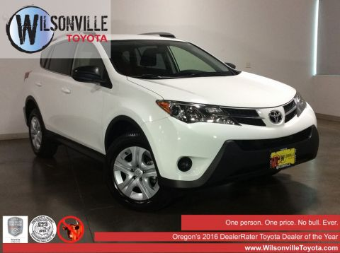 Certified Used 2015 Toyota RAV4 BSE AWD