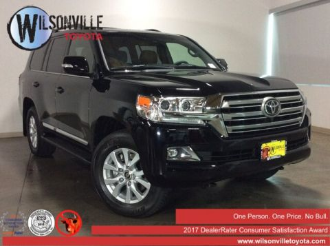 New 2019 Toyota Land Cruiser V8 w/accessories (see description)