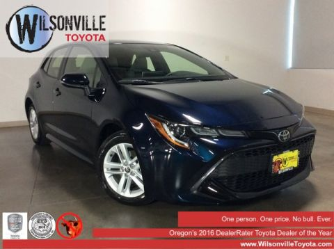 Certified Pre-Owned 2019 Toyota Corolla Hatchback SE