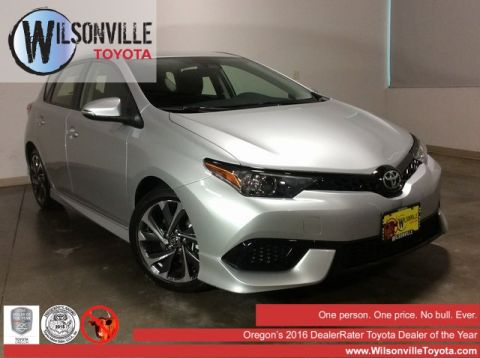 Certified Pre-Owned 2018 Toyota Corolla iM